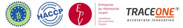 Bio - HACCP - EPV - TraceOne