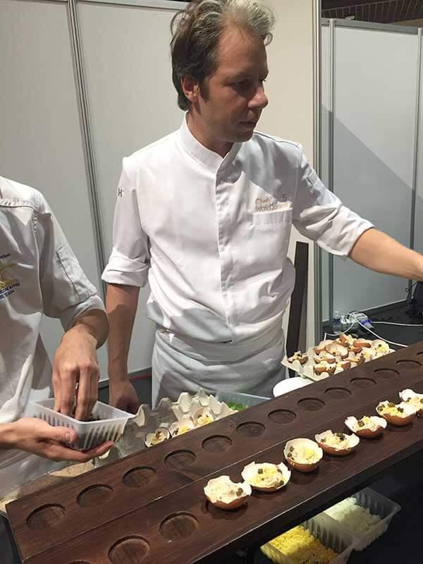 Chefs World Summit - Monaco 2017