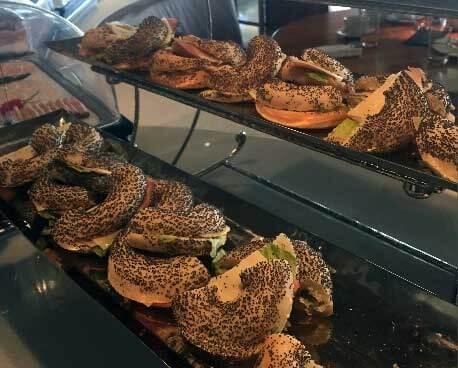 Four Seasons Casablanca, bagels