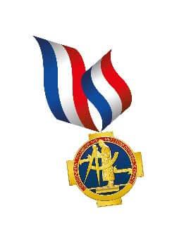 """""""Meilleur Ouvrier de France"""" Medal"""