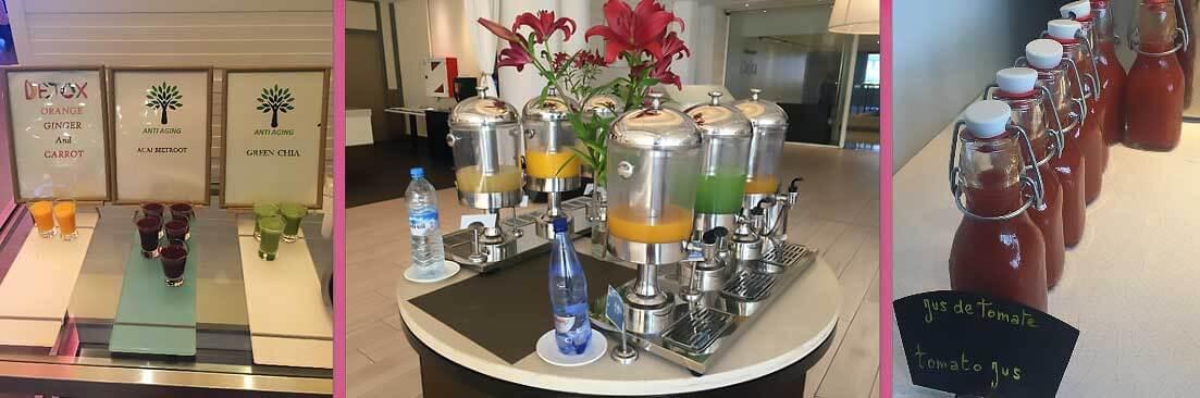 Petits déjeuners hôtels 5 étoiles - Middle East
