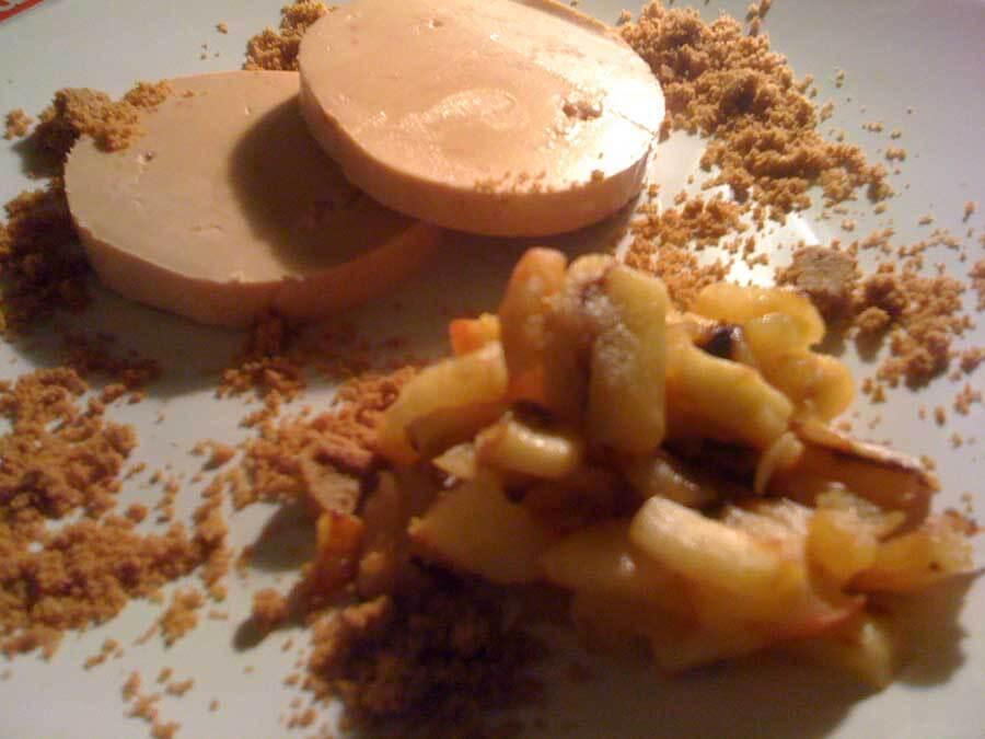 confit et foie gras
