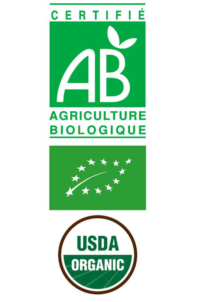 Agriculture Biologique / USDA Organic Logos