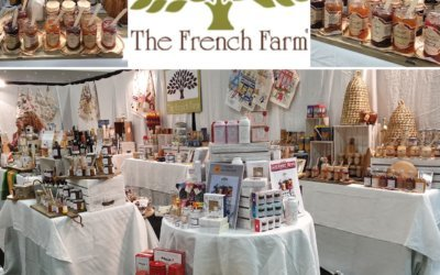 French jams set out to conquer the West: the jam manufacturer Andrésy Confitures accompanies its partners to the Winter Fancy Food Show in San Francisco!