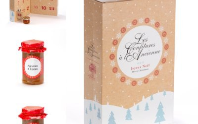 Do you want to select gourmet offers in your stores for Christmas 2020 ? Discover Christmas recipes and offers from Andrésy Confitures' event catalog