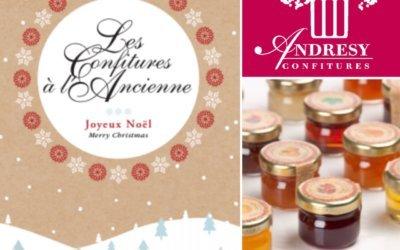 Why create an Advent calendar with mini artisanal jams? Discover Andrésy Confitures's gourmet Christmas calendar