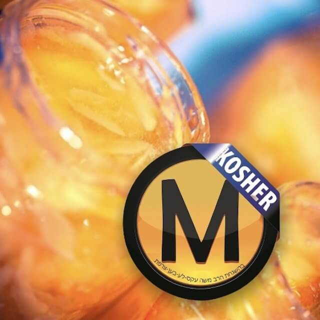 Kosher jams available immediately to conquer new markets of kosher food!