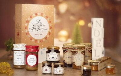 Liven up your holiday sales with a custom-made jam Advent Calendar or specialities of confits, cheese recipes, seasonal fruits: trust your jam maker's expertise in custom-made jams!