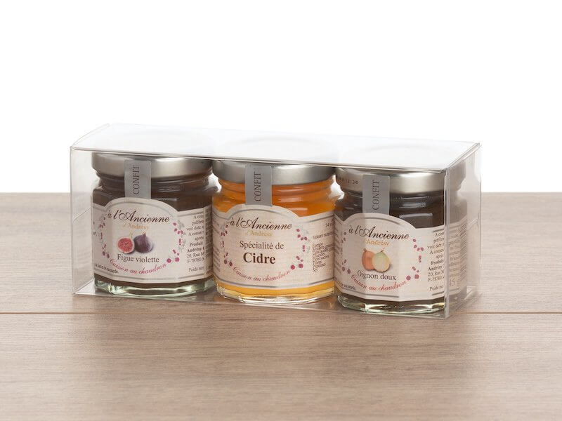 Excellence of jams made in france through the association of craftsmanship and industry at Andrésy Confitures
