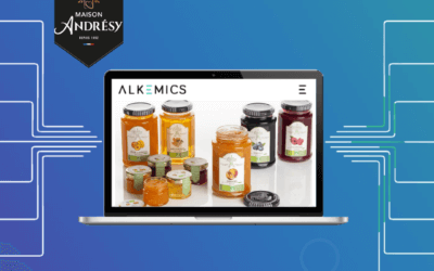 Discover how your artisanal jam manufacturer makes your life easier with ALKÉMICS by providing 100% transparency on its products !
